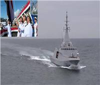 فيديو| الفريق أحمد خالد: تطوير القوات البحرية بشكل غير مسبوق