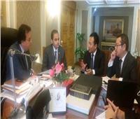 وزير التعليم العالي يبحث آليات التعاون مع رئيس شركة «هواوي» بمصر