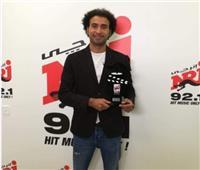 علي ربيع يشكر «إينرجي» بعد فوزه بجائزة أحسن ممثل كوميدي