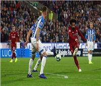 فيديو| محمد صلاح يقود ليفربول لفوز صعب على هدرسفيلد وتقاسم الصدارة مع السيتي