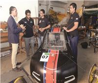 طلاب هندسة عين شمس: جاهزون لخدمة العاصمة الإدارية بـ «سيارات ذكية»