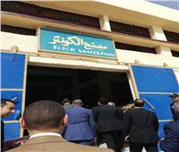 مساعدا وزير الداخلية يتفقدان أوضاع نزلاء السجون
