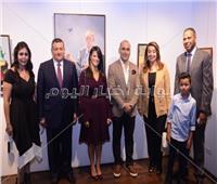 صور| وزيرا السياحة والتضامن يفتتحان معرض «أهل كايرو»