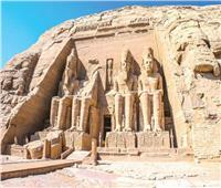 سفراء العالم في ضيافة الآثار للاحتفال بإنقاذ معبدي أبو سنبل