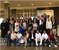 «بيروس للفنون» يختتم فعالياته بـ100 لوحة لـ35 فنانا عالميا بشرم الشيخ