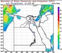 «الري» تعلن الطوارئ وتجهيز معدات الإغاثة استعدادا لطقس الغد