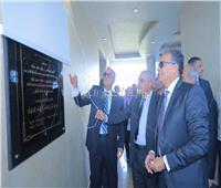وزير النقل يفتتح المقر الجديد لشركة النيل العامة لإنشاء الطرق