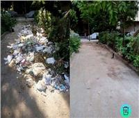 «Dawar».. تطبيق يحارب القمامة والمخلفات بكاميرا الهاتف