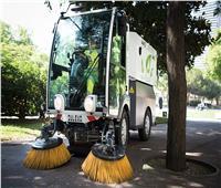 هيئة نظافة الجيزة: توفير 4 مكنسات لتنظيف شوارع الجيزة