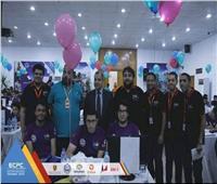 3 فرق من حاسبات عين شمس تشارك في المسابقة المصرية للبرمجة