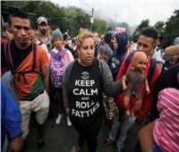 بالصور| آلاف المهاجرين يتجهون لأمريكا.. وترامب يهدد بالجيش
