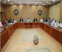 محافظ المنوفية يترأس اجتماع لجنة صندوق الإسكان الاقتصادى