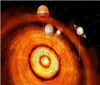 اكتشاف 4 كواكب عمالقة عمرها 2 مليون سنة