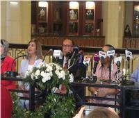 مجدي صابر: وفرنا كل الدعم لمهرجان الموسيقى العربية