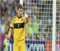 «كاسياس» يناشد جماهير ريال مدريد بالصبر على «لوبيتيجي»