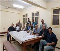 أحمد سعيد رئيسا لمركز شباب دشلوط بأسيوط.. و«زكريا» النائب