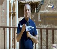 أحمد موسى: الإخوان حاولوا هدم دير سانت كاترين