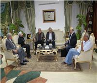 «فودة» يبحث إقامة الملتقى الدولي الأول للسياحة الثقافية بشرم الشيخ