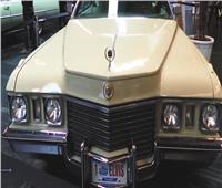 شاهد| أخر سيارات الفنان الراحل «إلفيس بريسلي» بعد بيعها بمزاد علني