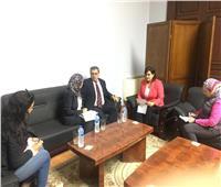 «محرز» تلتقي سفير أورجواي لتعزيز التعاون في المنتجات الزراعية