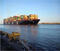 عبور 56 سفينة المجرى الملاحي لقناة السويس