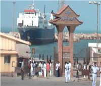انتهاء المرحلة الأولى من مشروع تطويرميناء العريشالبحري