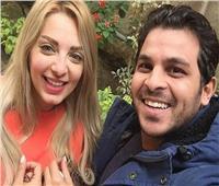 صورة| أول تعليق من مي حلمي بعد أزمتها مع محمد رشاد