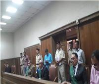 المتهم بقتل طفليه بدمياط ينكر أمام المحكمة اعترافاته السابقة بقتلهما