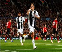 فيديو| ديبالا يسجل هدف التقدم ليوفنتوس في مانشستر يونايتد