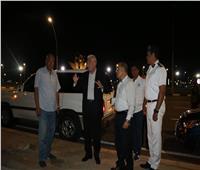 «فودة» يتفقد ميدان «الصداقة الدولية» بشرم الشيخ استعدادا لمؤتمر الشباب
