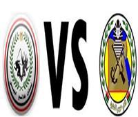 اليوم.. طلائع الجيش وحرس الحدود في كأس مصر