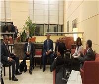 «سعفان»: تعاون كامل مع السودان في القضايا المتعلقة بالعمال في البلدين الشقيقين