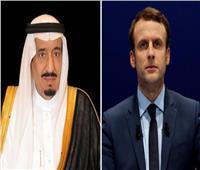 قصر الأليزيه: ماكرون يبحث مع الملك سلمان قضية خاشقجي خلال اتصالٍ هاتفيٍ