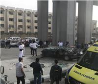 «الصحة»: وفاة 3 مواطنين وإصابة آخر بعد سقوط سيارة من أعلى كوبري 6 أكتوبر