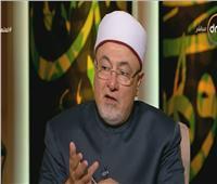 فيديو| خالد الجندي: كل من يعمل في الخمور «ملعون»