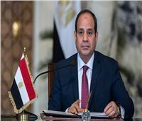 السيسي يعزي ملك الأردن هاتفيًافي ضحايا السيول