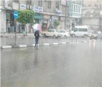 شمال سيناء تتعرض لموجة من الطقس السيئ
