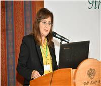 وزيرة التخطيط : الحكومة اتخذت سياسات جريئة لتصحيح اختلالات الاقتصاد المصري