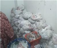 الزراعة: ضبط أكثر من 83 طن لحوم فاسدة في 18 محافظة