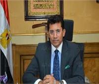 غدا.. وزير الرياضة في زيارة للإسماعيلية