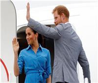 طائرة الأمير هاري تهبط بسلام في سيدني بعد إعادة محاولة الهبوط