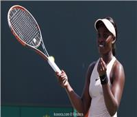 الأمريكية ستيفنز تتأهل لنهائي البطولة الختامية لمحترفات التنس بسنغافورة