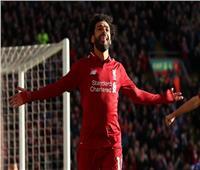 فيديو| ليفربول يضرب كارديف سيتي بـ«هدف صلاح» في الشوط الأول