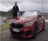 بالفيديو| «BMW» تكشف أحدث إصداراتها من سيارات الفئة الثامنة