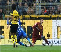 دورتموند يتعثر أمام هيرتا برلين في الدوري الألماني