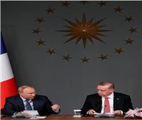 بوتين: آمل في أن تنتهي تركيا من إقامة منطقة منزوعة السلاح بإدلب