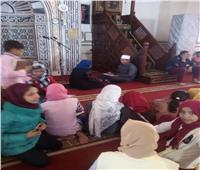 صور  إقبال كثيف على مسابقة الأوقاف لحفظ القرآن الكريم بشمال سيناء