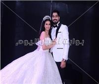 مينا عطا يحتفل بعيد ميلاد زوجته على طريقته الخاصة