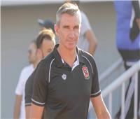 كارتيرون: نتطلع لتحقيق أهدافنا من مباراة الوصل اليوم