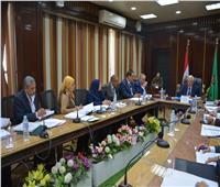 لجنة للتأكد من سلامة مياه الشرب في المنشآت الصناعية بجمصة
